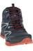 Merrell Capra Bolt Mid GTX Shoes Men black/navy